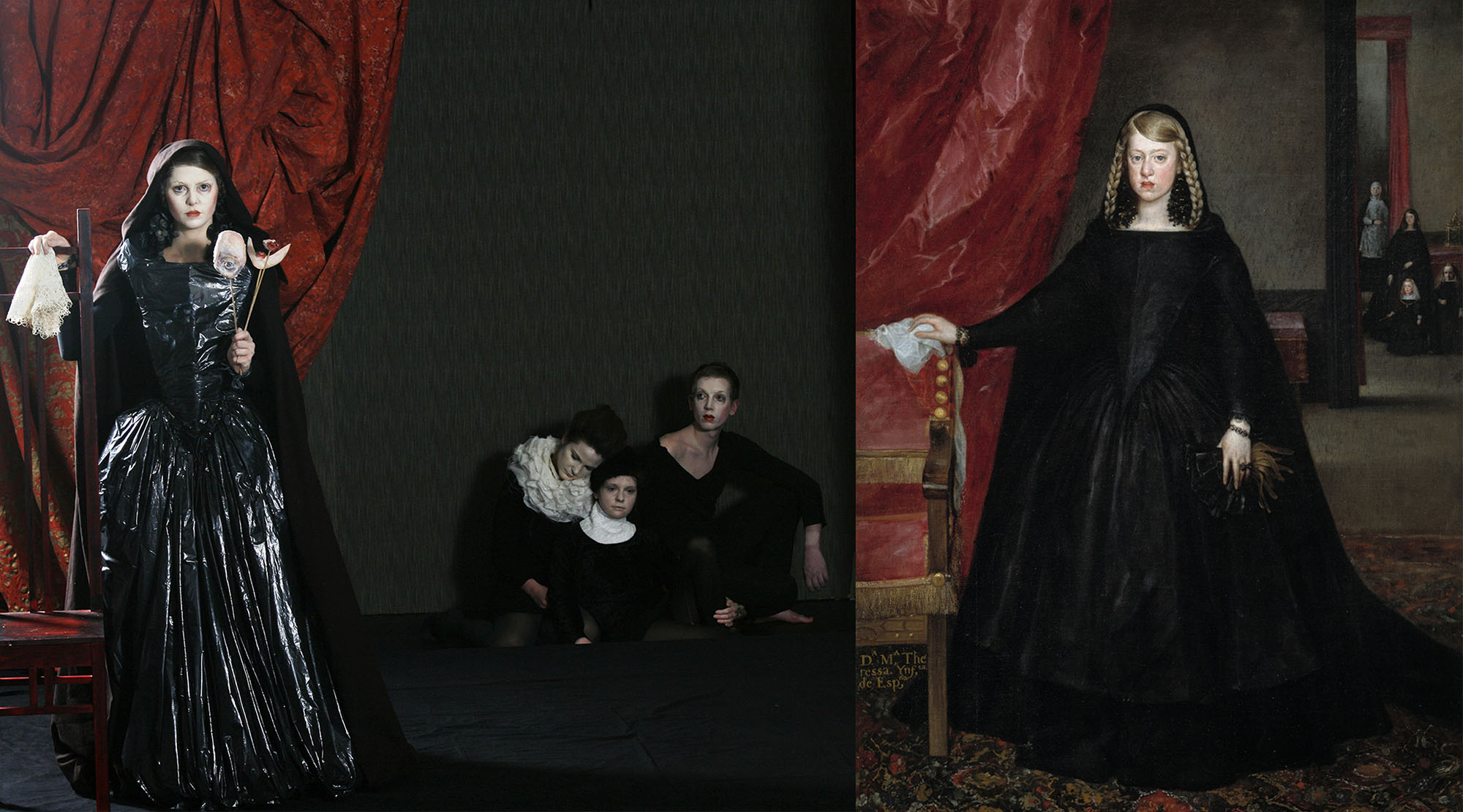 Juan del Mazo 1666 Margarita_Teresa_of_Spain_Mourningdress a