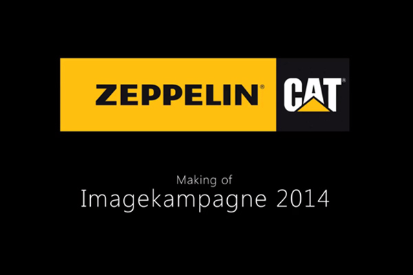 Making of …CAT IMAGECAMPAIGN 2014